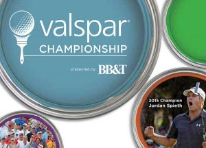 Design Lovers + Foodies Find Inspiration on the Greens ~ Valspar Championships 2017 ~ TICKET GIVEAWAY