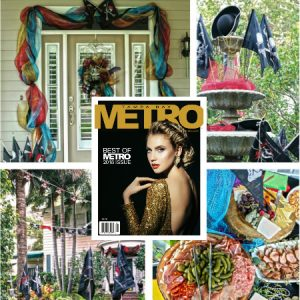 Hosting A Gasparilla Party with Tampa Bay Metro Magazine
