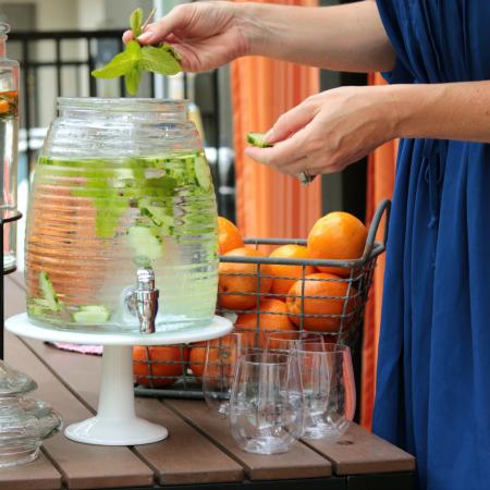 Gartending :: A Garden Inspired Happy Hour at Bok Tower Gardens
