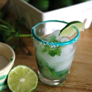 The Best Cilantro Margarita Recipe