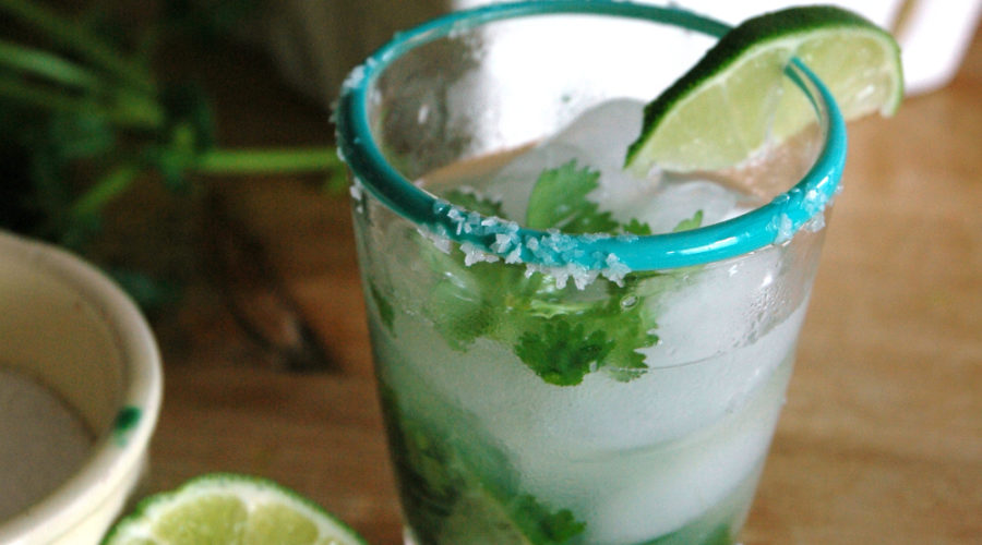 The Best Cilantro Margarita Recipe