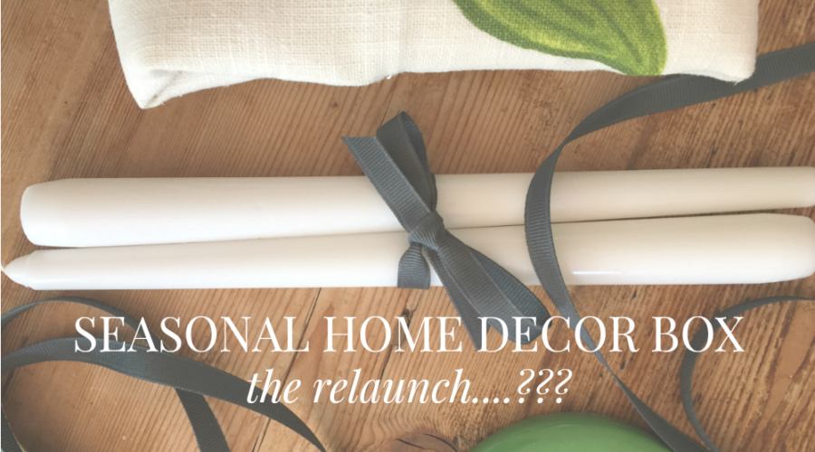 Seasonal Home Decor Perfect for Your Personal Style!