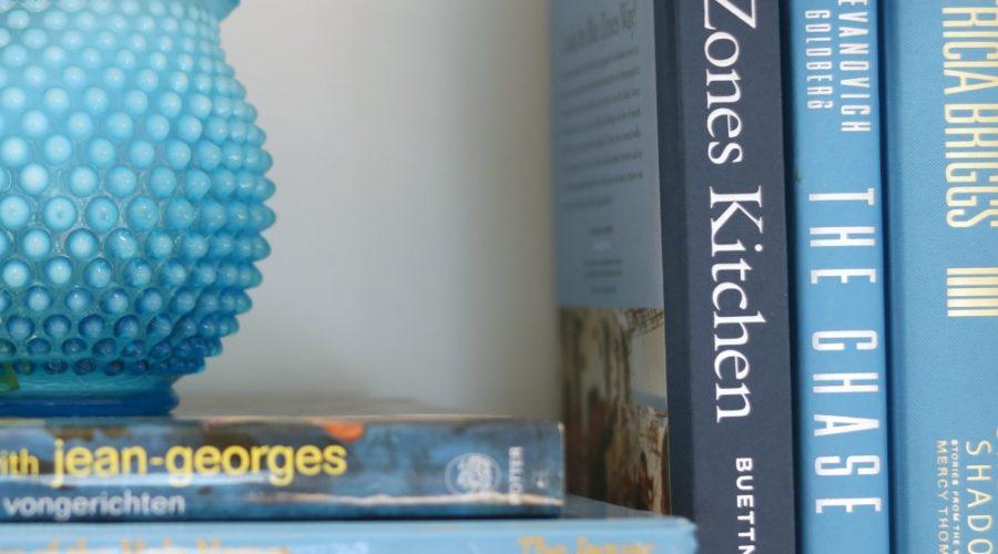 A well designed bookshelf has the power to transform any room.